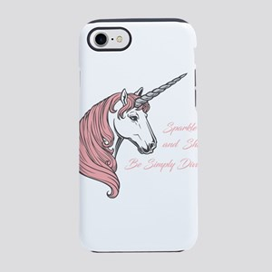 Unicorn Sparkle & Shine iPhone 7 Tough Case