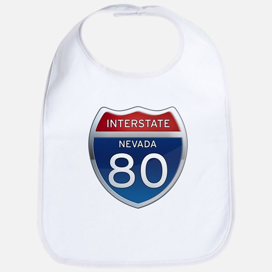 Interstate 80 - Nevada Bib