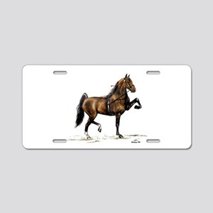 Hackney Pony Aluminum License Plate