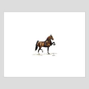 Hackney Pony Small Poster