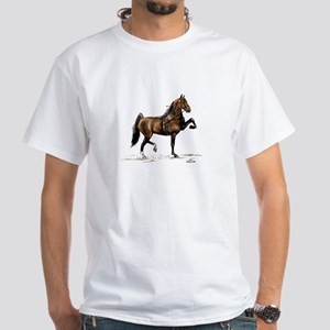 Hackney Pony White T-Shirt