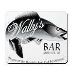 Wally's Bar Mousepad