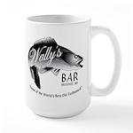 Wally's Bar Large Mug