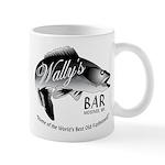 Wally's Bar Mug