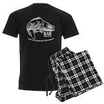 Wally's Bar Men's Dark Pajamas