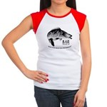 Wally's Bar Women's Cap Sleeve T-Shirt