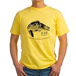 Wally's Bar Yellow T-Shirt