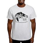 Wally's Bar Light T-Shirt