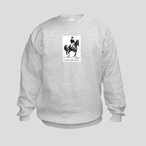 "Sport Horse ""Dressage"" Kids Sweatshirt"