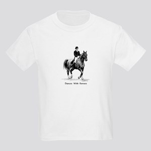 "Sport Horse ""Dressage"" Kids Light T-Shirt"