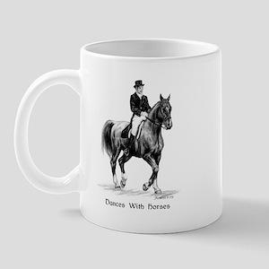 "Sport Horse ""Dressage"" Mug"