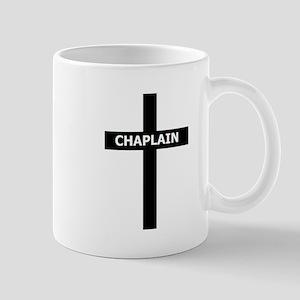 Chaplain/Cross/Inlay Mug