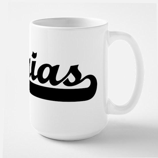 Black jersey: Isaias Mugs