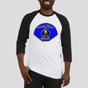 Police Internal Affairs Baseball Jersey
