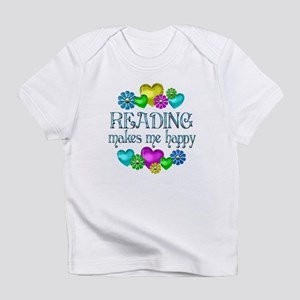 Reading Happiness Infant T-Shirt