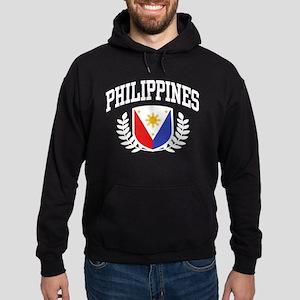 Philippines Flag Hoodie (dark)