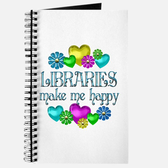 Library Happiness Journal