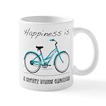 Happiness is a Beach Cruiser Mug