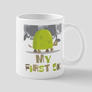 My First 5K Turtle Mug