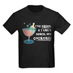 I've Fallen Kids Dark T-Shirt