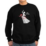 Wife Ranching Sweatshirt (dark)