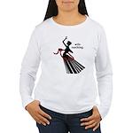 Wife Ranching Women's Long Sleeve T-Shirt