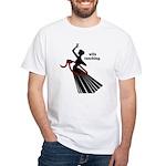 Wife Ranching White T-Shirt