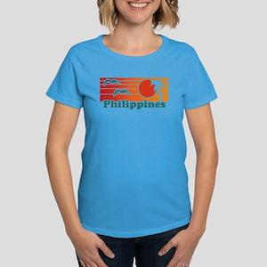 Philippines Women's Dark T-Shirt