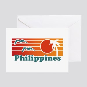 Philippines Greeting Cards (Pk of 10)