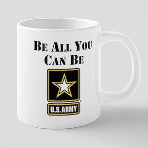 Be All You Can Be 20 oz Ceramic Mega Mug