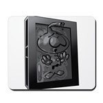 Carbon Character Mousepad