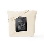Carbon Character Tote Bag