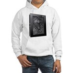 Carbon Character Hooded Sweatshirt