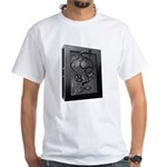 Carbon Character White T-Shirt