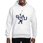 Retro Hockey Hooded Sweatshirt