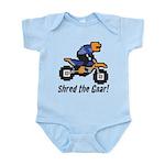 Shred the Gnar Infant Bodysuit