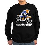 Shred the Gnar Sweatshirt (dark)