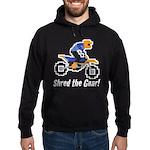 Shred the Gnar Hoodie (dark)