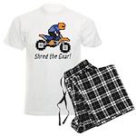 Shred the Gnar Men's Light Pajamas