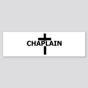 Chaplain Sticker (Bumper 10 pk)