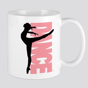 Beautiful Dance Figure Mug
