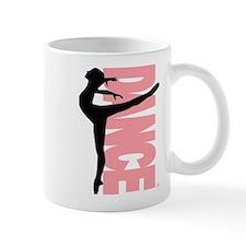 Beautiful Dance Figure Mug