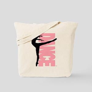 Beautiful Dance Figure Tote Bag