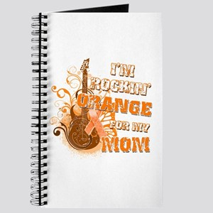 I'm Rockin' Orange for my Mom Journal