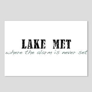 Lake Met Alarm Postcards (Package of 8)