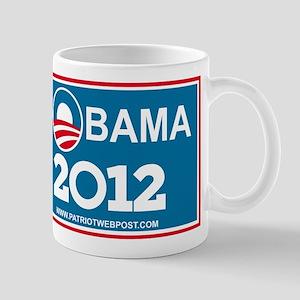 NoBama 2012 No Hope Mug