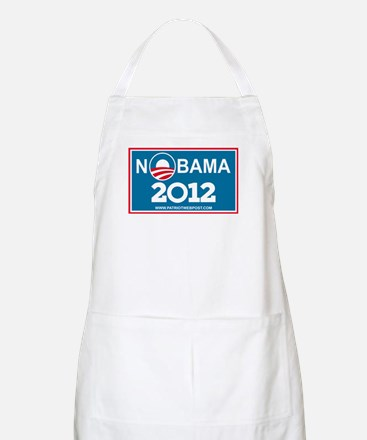 NoBama 2012 No Hope Apron