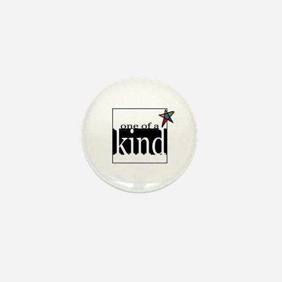 One of a Kind (star) Mini Button