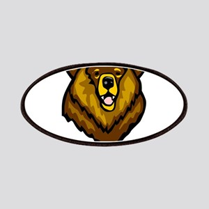 Grizzly Bear Face Patches