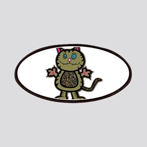 Camo Kitty Patches